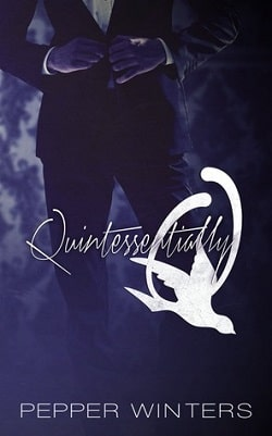 Quintessentially Q (Monsters in the Dark 2) by Pepper Winters