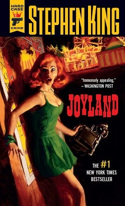 Joyland by Stephen King