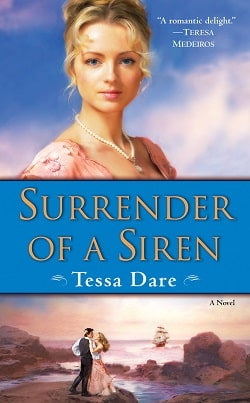 Surrender of a Siren (The Wanton Dairymaid Trilogy 2) by Tessa Dare