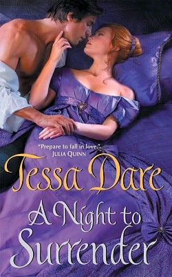 A Night to Surrender (Spindle Cove 1) by Tessa Dare