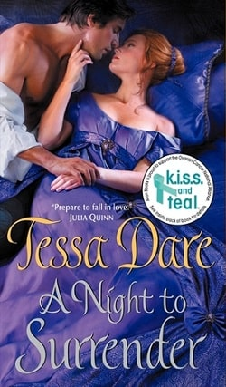 A Lady by Midnight (Spindle Cove 3) by Tessa Dare