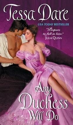 Any Duchess Will Do (Spindle Cove 4) by Tessa Dare