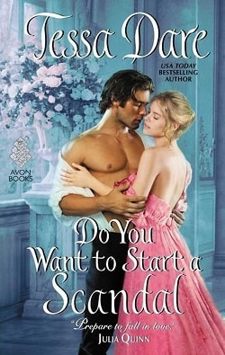 Do You Want to Start a Scandal (Spindle Cove 5) by Tessa Dare
