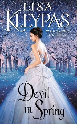 Devil in Spring (The Ravenels 3) by Lisa Kleypas