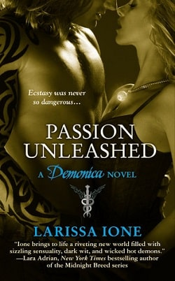 Passion Unleashed (Demonica 3) by Larissa Ione
