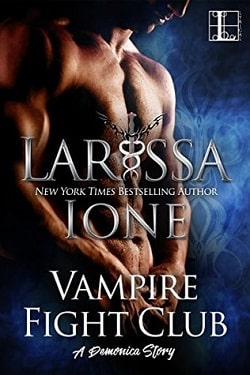 Vampire Fight Club (Lords of Deliverance 1.5) by Larissa Ione