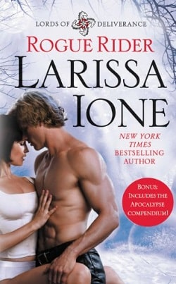 Rogue Rider (Lords of Deliverance 4) by Larissa Ione