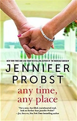 Any Time, Any Place (Billionaire Builders 2) by Jennifer Probst