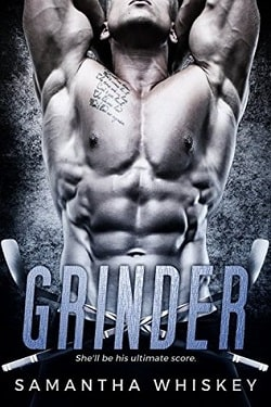 Grinder (Seattle Sharks 1) by Samantha Whiskey