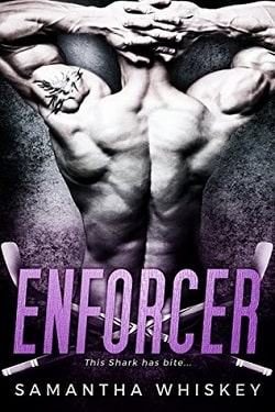 Enforcer (Seattle Sharks 2) by Samantha Whiskey