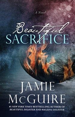 Beautiful Sacrifice (The Maddox Brothers 3) by Jamie McGuire