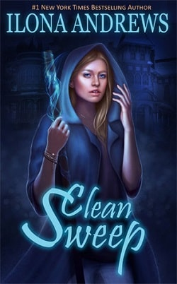 Clean Sweep (Innkeeper Chronicles 1) by Ilona Andrews
