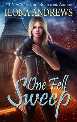 One Fell Sweep (Innkeeper Chronicles 3) by Ilona Andrews