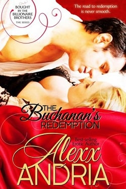 The Buchanan's Redemption (The Buchanan Brothers 8) by Alexx Andria