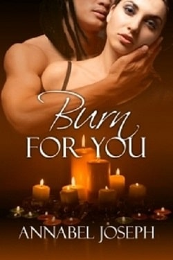 Burn for You (Club Mephisto 2) by Annabel Joseph
