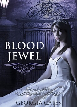 Blood Jewel (The Vampire Agápe 2) by Georgia Cates