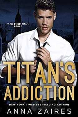 Titan's Addiction (Alpha Zone 2) by Anna Zaires
