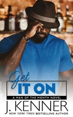 Get It On (Man of the Month 5) by J. Kenner