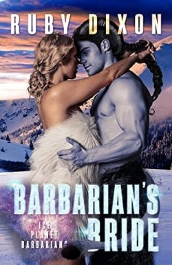Barbarian's Bride (Ice Planet Barbarians) by Ruby Dixon
