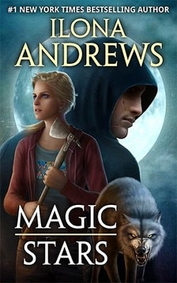 Magic Stars (Grey Wolf 1) by Ilona Andrews