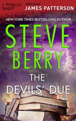 The Devils' Due (Cotton Malone 12.5) by Steve Berry
