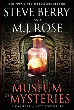 The Museum of Mysteries (Cassiopeia Vitt 2) by Steve Berry