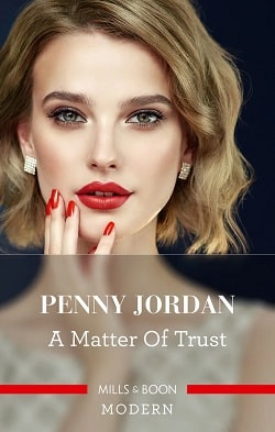 Matter of Trust by Penny Jordan