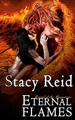 Eternal Flames (The Amagarians 2) by Stacy Reid