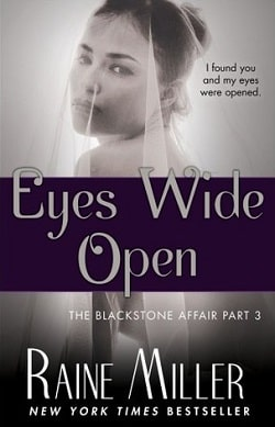 Eyes Wide Open (The Blackstone Affair 3) by Raine Miller