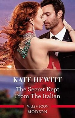 The Secret Kept from the Italian by Kate Hewitt