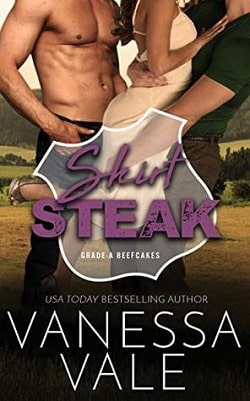 Skirt Steak (Grade-A Beefcakes 5) by Vanessa Vale