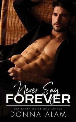Never Say Forever by Donna Alam