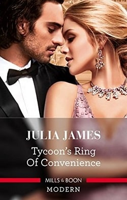 Tycoon's Ring of Convenience by Julia James