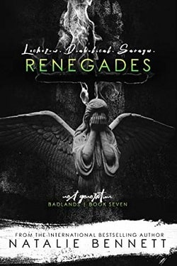 Renegades (Badlands 7) by Natalie Bennett