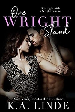 One Wright Stand by K.A. Linde