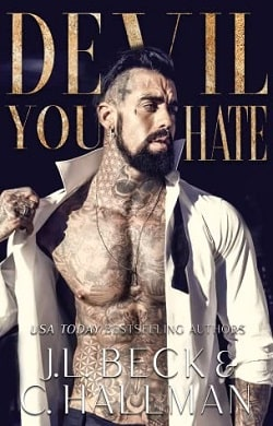 Devil You Hate (The Diavolo Crime Family 1) by J.L. Beck