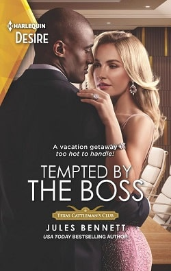 Tempted by the Boss by Jules Bennett