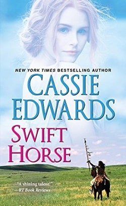 Swift Horse by Cassie Edwards