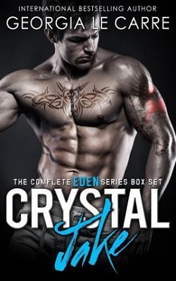 Crystal Jake: The Complete EDEN Series Box Set by Georgia Le Carre