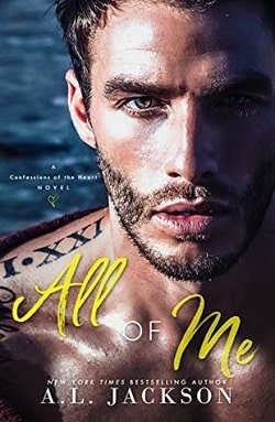 All of Me (Confessions of the Heart 2) by A.L. Jackson