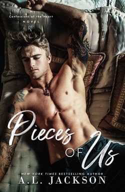 Pieces of Us (Confessions of the Heart 3) by A.L. Jackson