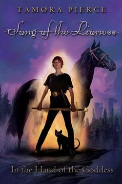 In the Hand of the Goddess (Song of the Lioness 2) by Tamora Pierce