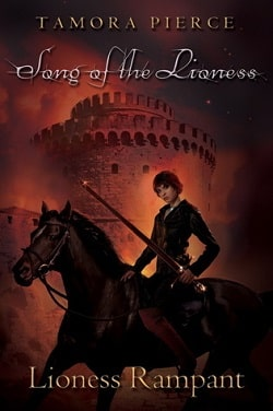Lioness Rampant (Song of the Lioness 4) by Tamora Pierce