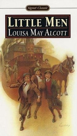 Little Men (Little Women 2) by Louisa May Alcott