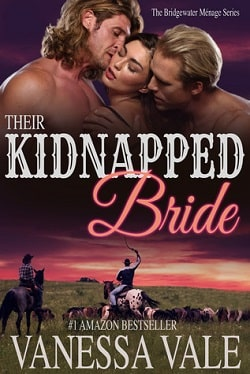 Their Kidnapped Bride (Bridgewater Ménage 1) by Vanessa Vale