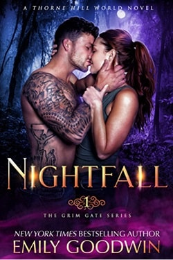 Nightfall (Grim Gate 1) by Emily Goodwin