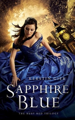 Saphirblau (The Ruby Red Trilogy 2) by Kerstin Gier