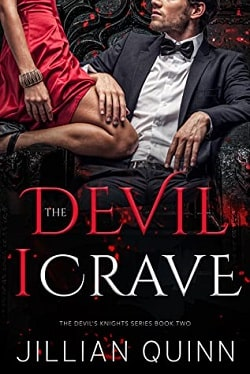 The Devil I Crave (Devil's Knights 2) by Jillian Quinn